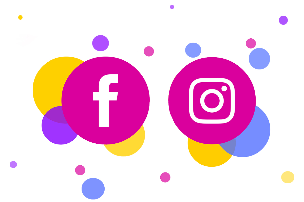 Facebook and Instagram Page